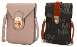 Phone Crossbody by MKF Collection only $11.99 + Extra 10% off at Zulily!