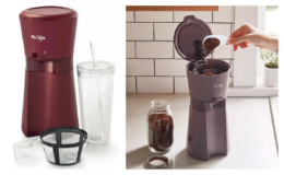 Mr. Coffee Iced Coffee Maker with Reusable Tumbler and Coffee Filter only $24.99 (Reg. $29.99) at Target