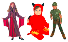 Costumes for All: Toddler to Adults at Zulily just $7.99 (reg. up to $54.99)!