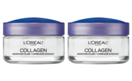 L'Oreal Paris Collagen Moisture Filler Day/Night Cream Just $3.60 Each {After Gift Card } at Target