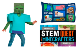 Minecraft Collection starting at $5.99 + Extra 10% off at Zulily!