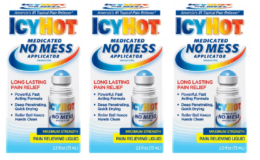 Icy Hot with No Mess Applicator Just $0.48 at Walmart   Ibotta Rebate