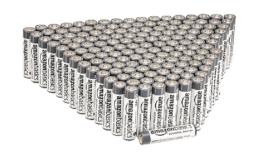 27% Off Amazon Basics 150 Pack AAA Industrial Alkaline Batteries