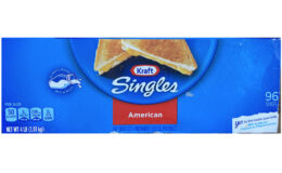 Costco:  Hot Deal on Kraft Singles American Cheese Slices - $3.00 off!