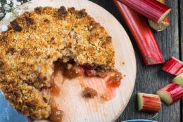Rhubarb Crunch Recipe   Try Something New!