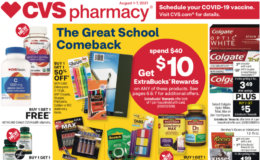 Insider Preview of the Best Deals at CVS starting 8/1
