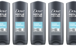 $5/$20 Target Personal Care Gift Card Deal – $0.45 Dove Men's Body Wash, Deodorant & More