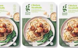 60% off Good & Gather Chicken Meatballs at Target, Just $3.44!