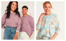 Sweatshirts for Men & Women only $12 (reg. up to $34.99) at Old Navy | Today Only!
