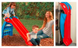 Little Tikes Indoor & Outdoor First Slide $24.04 (reg. $34.99) at Walmart