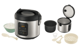 Insignia 20-Cup Rice Cooker and Steamer $24.99 (Reg. $49)