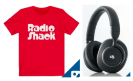 Extra 50% off Everything with a Blue Sticker Sale at Radio Shack!