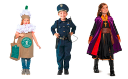 Costumes for the Fam (Pets Too!) starting at $8.99 + Extra 10% Off at Zulily!