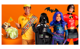 Today Only - Free Shipping Sitewide + 20% off $75+ in Costumes at Disney Store!