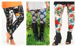 Stretch Leggings | 2 Sizes only $6.99 + Free Shipping at Jane.com (reg. $19.99)