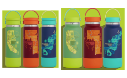 50% Off Hydro Flask Scenic Trails LE Wide Mouth Water Bottles: Starting at $21.47 (Reg. $42.95) + Free Shipping!