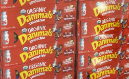 Costco:  Hot Deal on Danimals Organic Smoothies - $3.50 off!