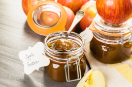 Slow-Cooker Apple Butter Recipe | Perfect for Apple Picking Apples!