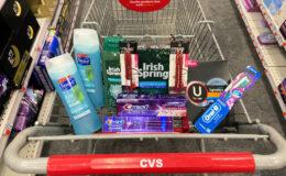 Nanci's CVS Shopping Trip - $3.45 {92% Savings!}