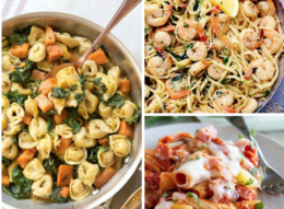 20 of the Best One Pot Pasta Dinners