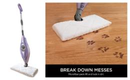 46% Off Shark Steam Pocket Mop Hard Floor Cleaner