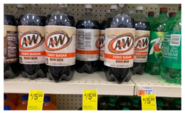 Dr Pepper, 7Up, A&W, Canada Dry, Sunkist or Hawaiian Punch 2 Liter – 4/$5 at CVS! {No Coupons Needed}