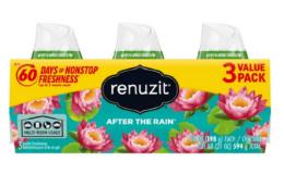Renuzit Adjustables, 3pk Only $0.69 at Target | Ibotta Rebate
