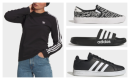 Extra $15 off $50+ adidas + Free Shipping | Select Grand Court shoes 2 for $44.98 Shipped (Reg. $65 each)