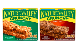 Nature Valley Biscuits or Granola Bars as low as $1.27 at CVS!