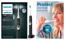 Philips Sonicare ProtectiveClean 4100 Rechargeable Electric Toothbrush as low as $40.99 at CVS!