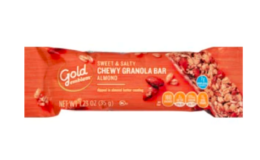 Gold Emblem Sweet & Salty Almond Granola Bar Singles as low as 2 Free at CVS!