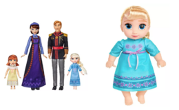 Target Deal of the Day: 30% Off Frozen Toys +  Extra 25% off One Toy