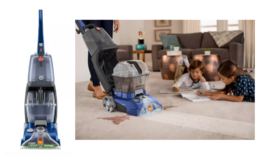 Hoover Power Scrub Deluxe Carpet Cleaner $129.99 (Reg. $199.99) at Target
