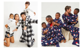 Today Only! Matching Family Flannel Pajamas just $12-$14 at Old Navy!