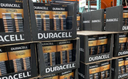 Costco:  Hot Deal on Duracell Alkaline Batteries - $3.00 off!
