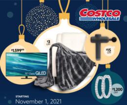 Costco Black Friday Ad 2021 | Deals Start 11/1