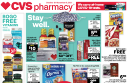 Insider Preview of the Best Deals at CVS starting 10/31