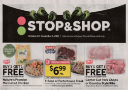 Stop & Shop Preview Ad for 10/29 Is Here!
