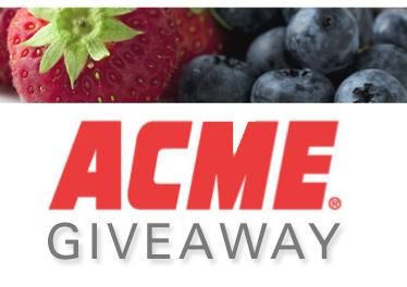 Acme giveaway