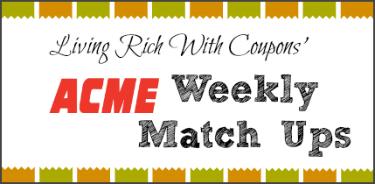 Acme Coupon Match Ups 4/4