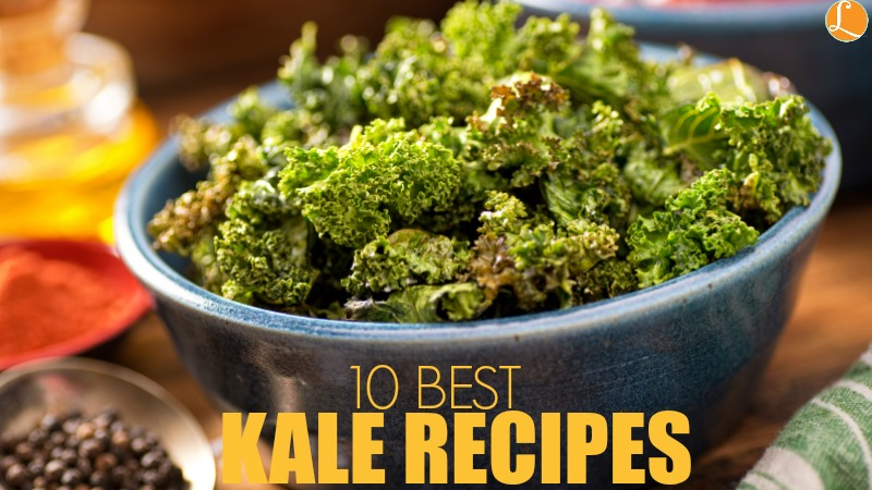 BEST KALE RECIPES