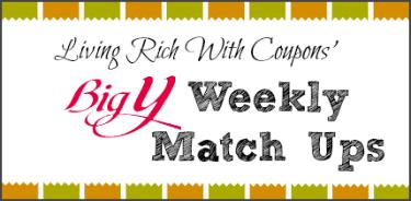Big Y Coupon Match Ups 4/3