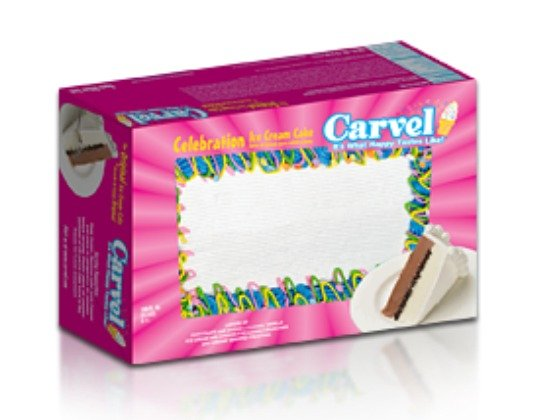 Carvel Confetti Fudge Ice Cream Cake Just 199 at ShopRiteLiving