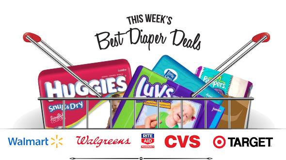 Best Diaper Deals - 1/19/14