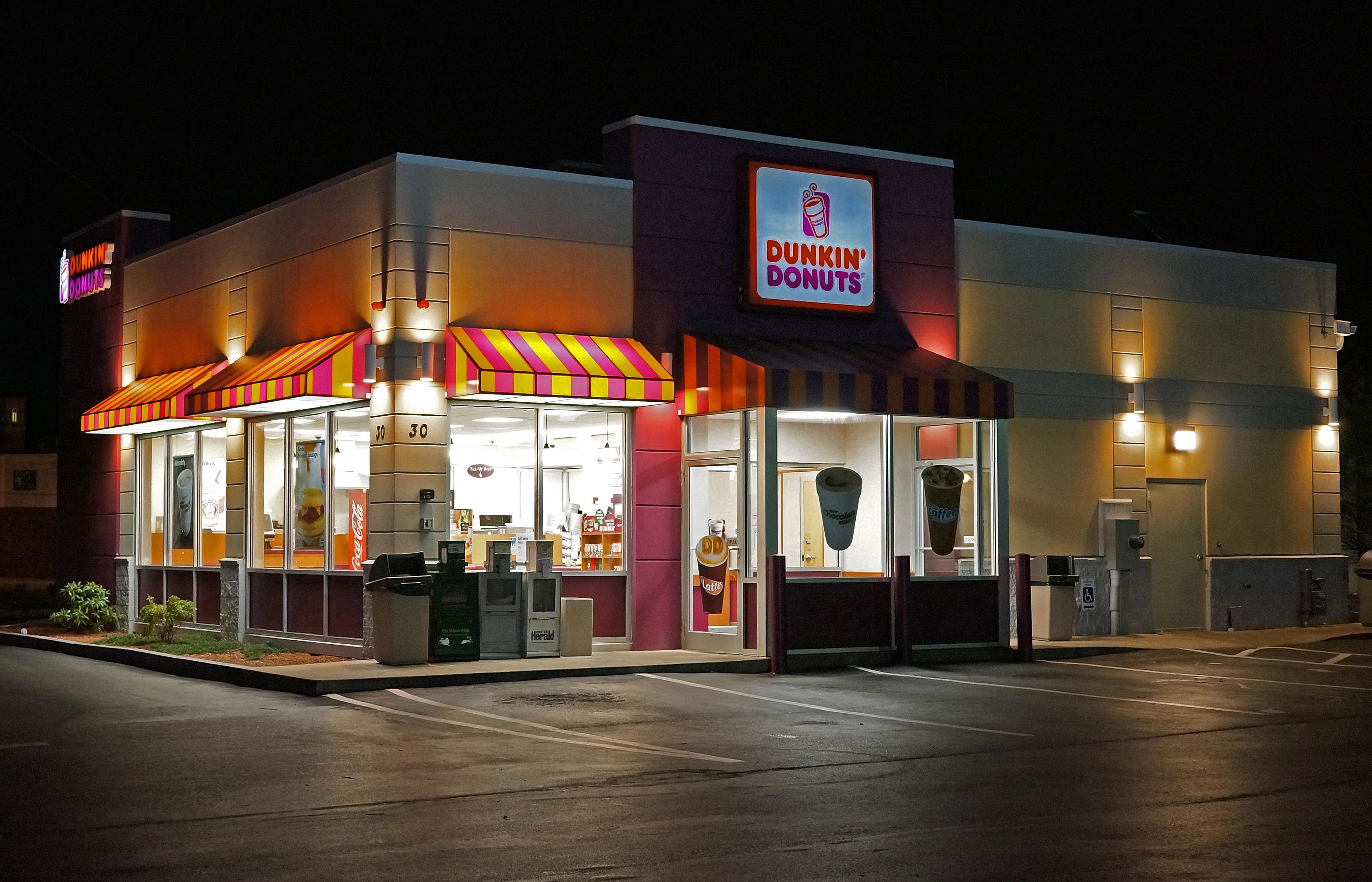 Dunkin Donuts Deal Free 10 Bonus Wyb 25 Living Rich
