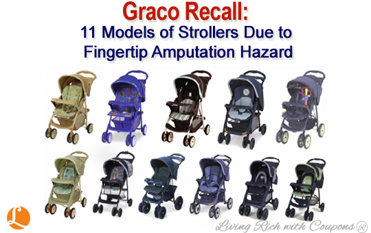 Graco Stroller Recall 2014 Living Rich With Coupons 174