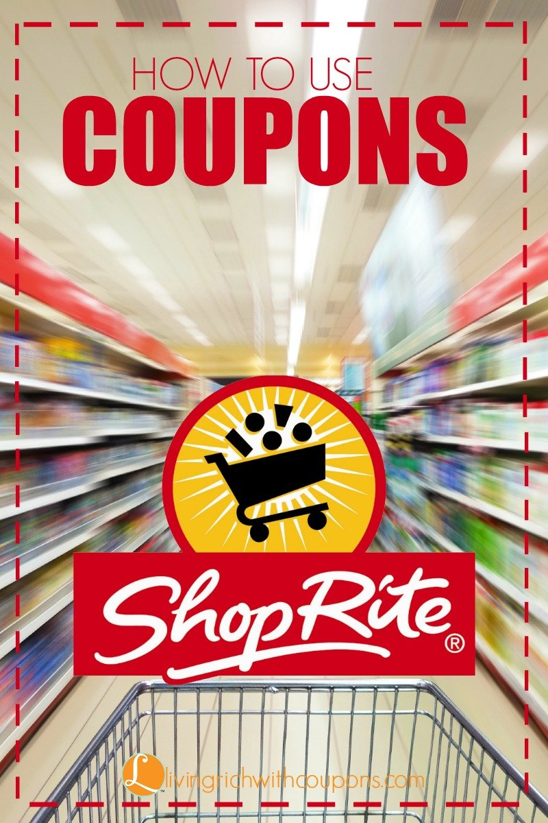 How to Use Coupons at ShopRite