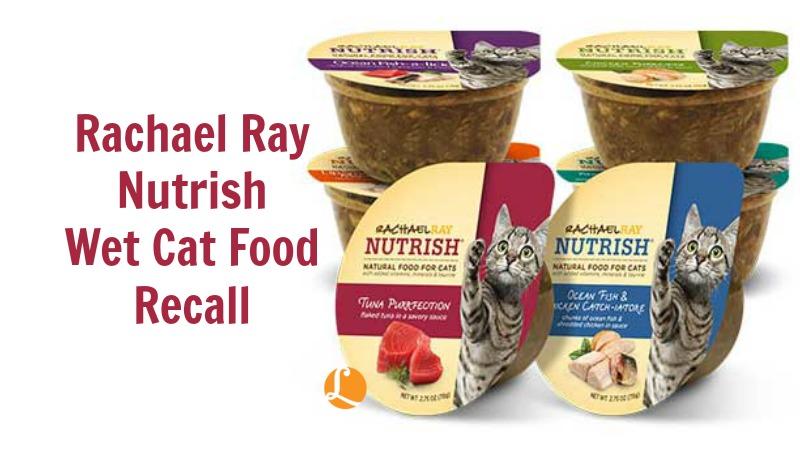 Racheal Ray Cat Food Weis