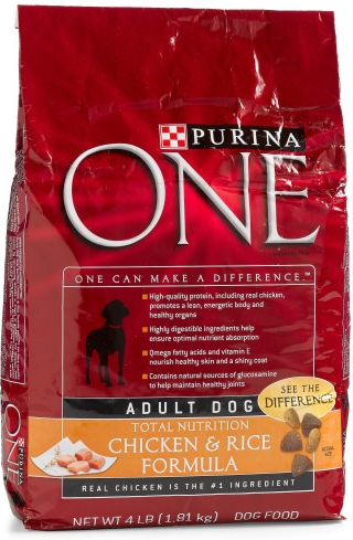Rare! Free Purina One 4 lb Bag of Dog Food {Coupon Mailed} | Living Rich With Coupons®Living ...
