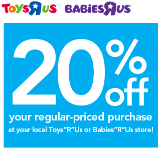 toys r us coupon october 2013 20 off purchase living rich with